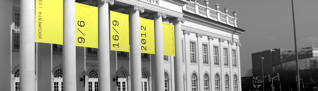 Bannerdruck - dOCUMENTA13